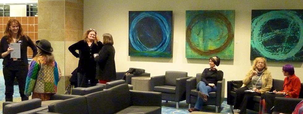 Closing Reception for Sky Gallery Exhibition