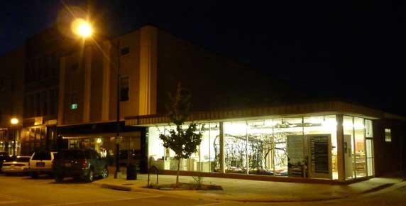 Drury's new gallery adds to C-street Stroll venues on December 2