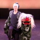 Japanese Lion Dance from the Japanese Folk Dance Institute of N.Y. Inc.